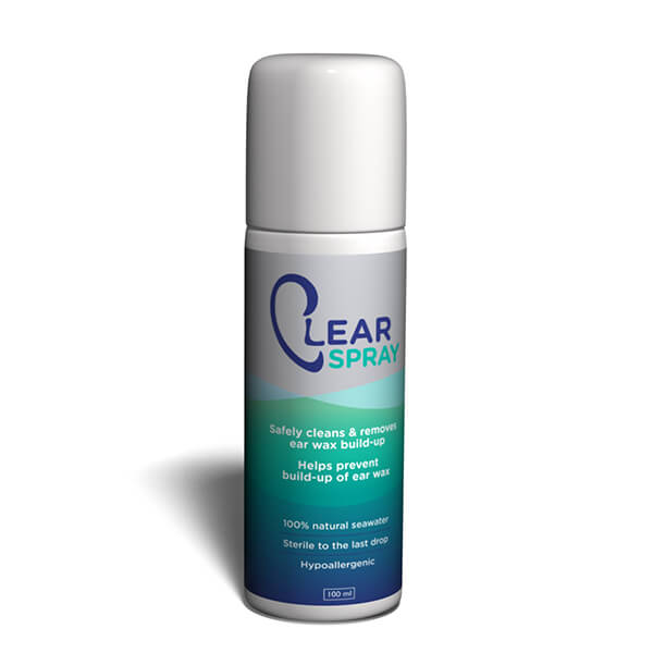 Seawater Solution Ear Spray