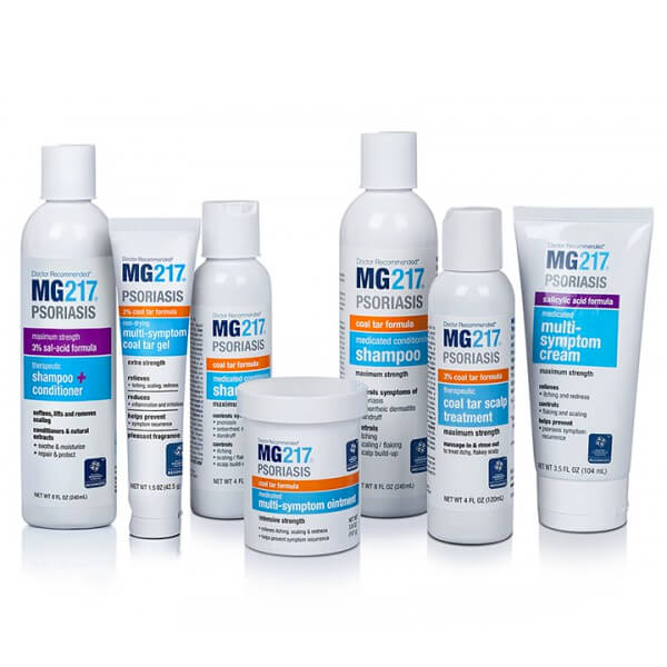 MG 217 Psoriasis Treatments